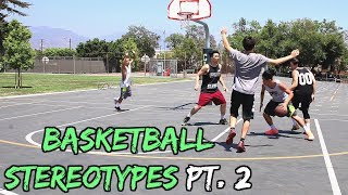 One of Hoop And Life's most viewed videos: Basketball Stereotypes! Pt.2