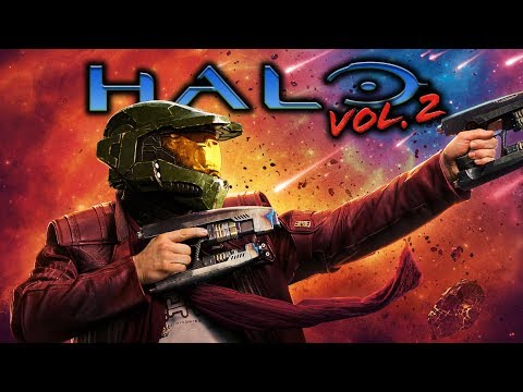 Halo Vol. 2 | Guardians of the Galaxy Style | 1080p