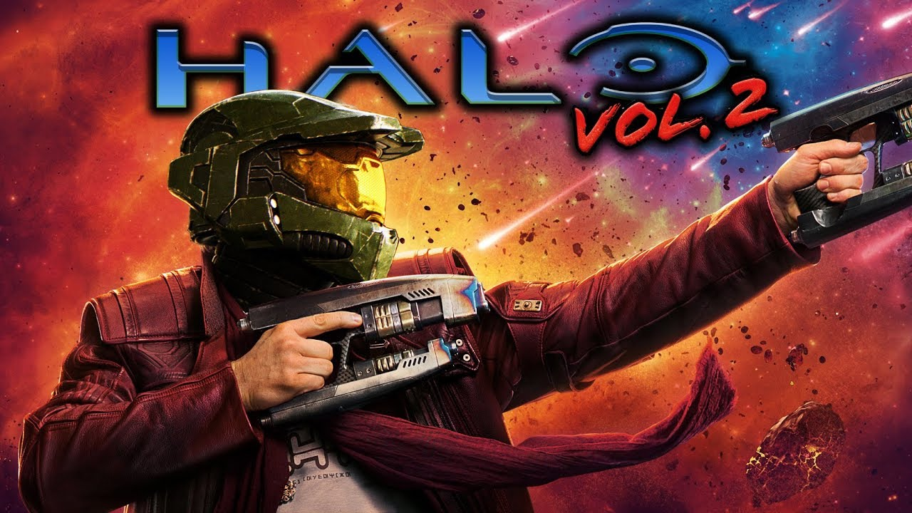 halo vol 2 guardians of the galaxy style 1080p youtube