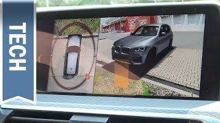 BMW Parking Assistant (Plus) im Detail: Die beste 360 Grad Kamera überhaupt?