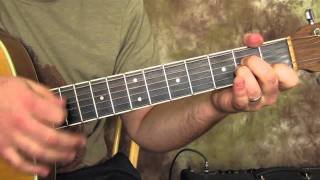 vuclip Tenacious D - Tribute - Acoustic Guitar Lesson Tutorial - How to Play