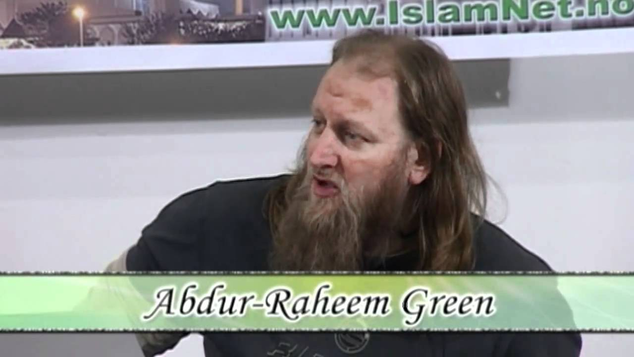 Why do media and Norwegians hate Islam so much? - Abdur-Raheem Green