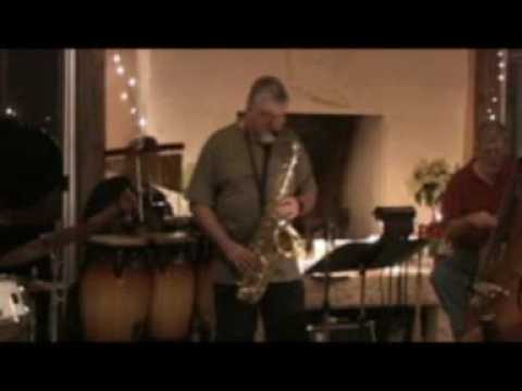 Danny Fisk playing Jazz in Boerne Texas part 2 1