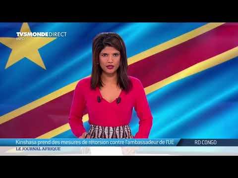 """RDC : Kinshasa """"invite instamment"""" l'UE à rappeler son représentant"""