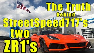 Did Chevrolet Build my 2019 ZR1 wrong? PLUS why the ZR1 won't be made for 2020 and beyond.