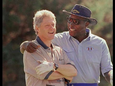"Bill Clinton: ""invited to go to Bilderberg by Vernon Jordan"""