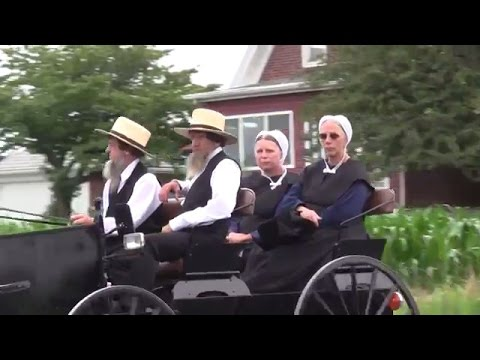 Lancaster, Pennsylvania (Dutch Country): Amish People