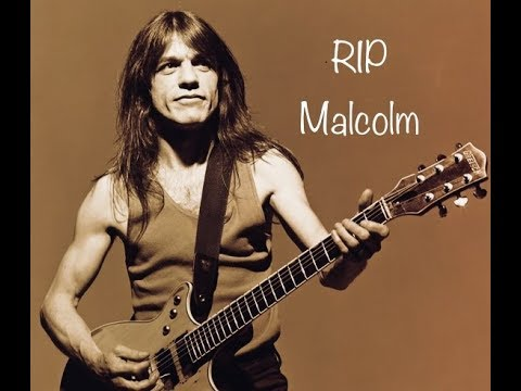 Hells Bells - AC/DC - Hommage à Malcolm Young