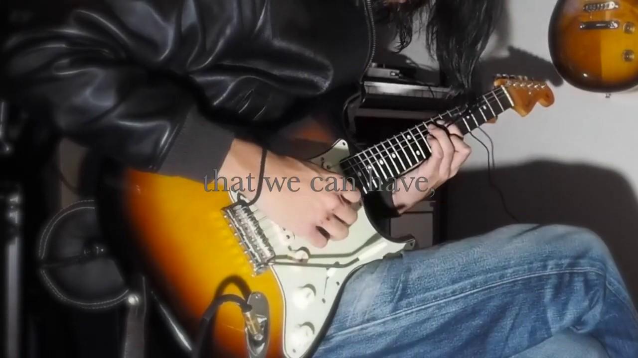 Linkin Park 「One more light 」cover- kaz tyler(Using only guitars)