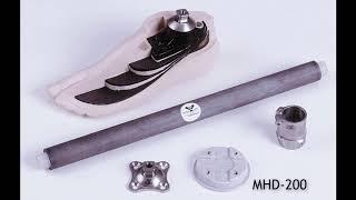 WillowWood Instructional Video: Magnum Foot