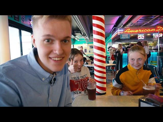 Thumbnail of video called Ruoka 2100: Voittajat ja Miklu Linnanmäellä