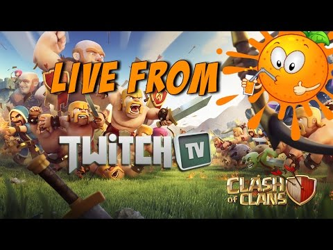 Clash of Clans Live! Low Elixir Cost Loot Farming