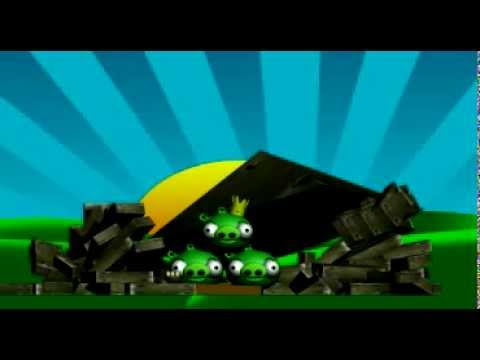 Angry birds and the three little pigs youtube - Angry birds trio ...