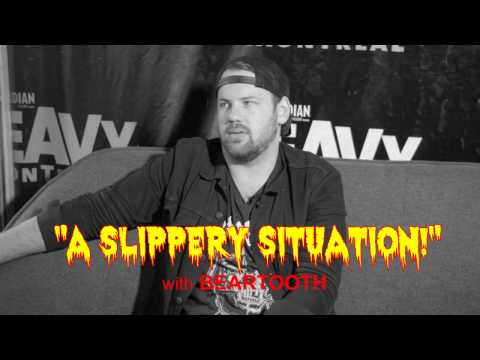 Beartooth Interview about Treacherous Roads While Driving on Tour - Tales of Touring Terror #058