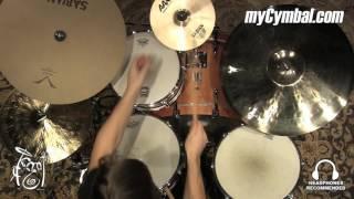 "Sabian 10"" AAX Splash Cymbal - 240g (21005X-1042816C)"