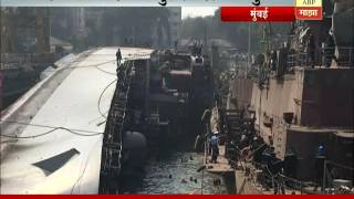 Mega Accident, Warship INS Betwa Flips Over, 2 Sailors Dead