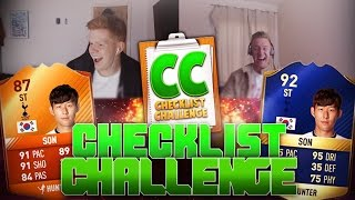 incredible 87 motm son checklist challenge vs reev fifa 17 ultimate team