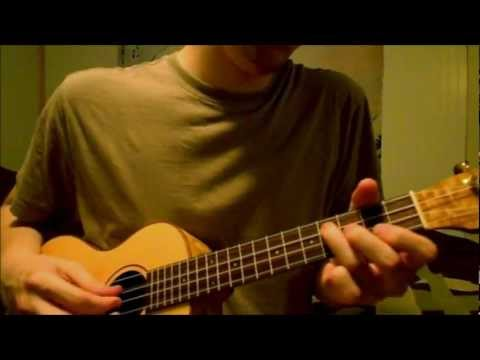 "UKE TUTORIAL // ""Song Of Storms"" - The Legend of Zelda"
