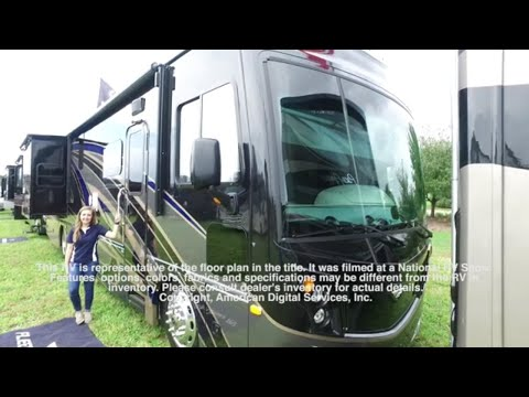New 2018 Fleetwood RV Pace Arrow 36U Motor Home Class A - Diesel at