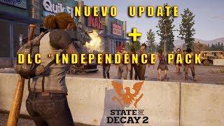 STATE OF DECAY 2 COMO INSTALAR UPDATE V2 + DLC INDEPENDECE  (CODEX Y ELEAMIGOS)