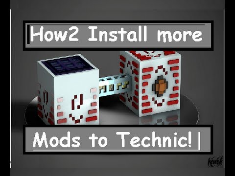 How To Install MORE Mods To Tekkit Launcher Modpacks