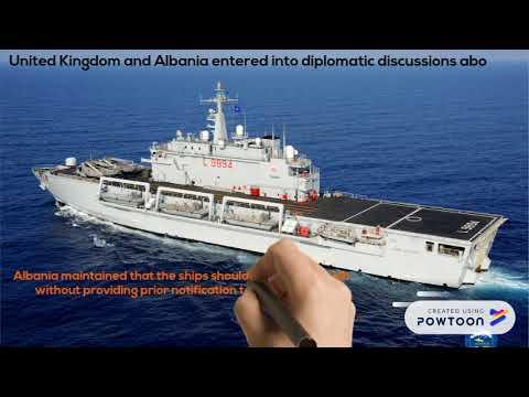 Corfu Channel Case(United Kingdom V Albania)