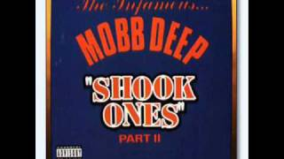 Mobb Deep   Shook Ones part II Instrumental