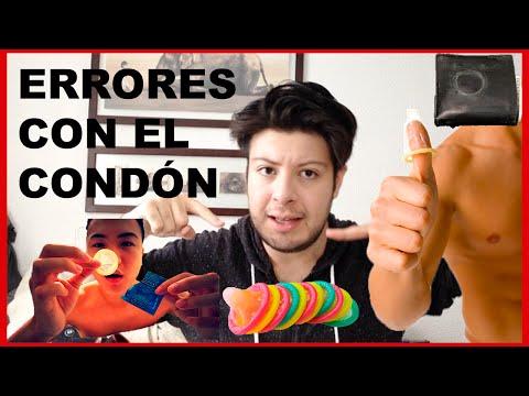 ERRORES CON EL CONDÓN (Hombres)