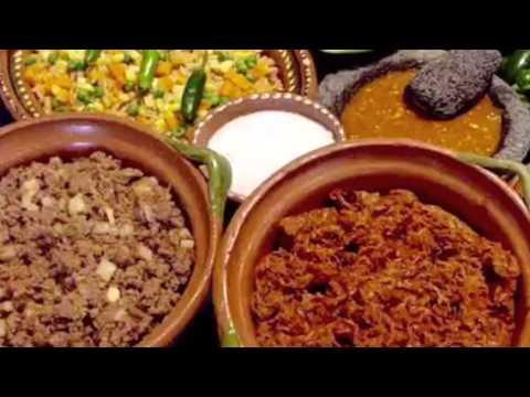 ¡LA DOÑA! Banquetes de Antojitos Mexicanos.