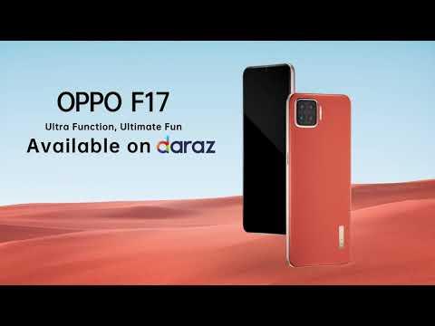 OPPOF17 Ultra Sleek Leather Feel | F17 Pro - Ultra Function, Ultimate Fun | OPPO Pakistan