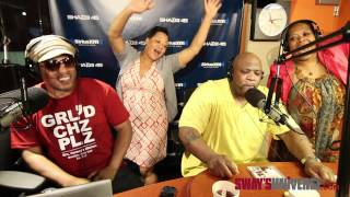 "Horse performs ""Oochie Wally"" on #SwayInTheMorning"