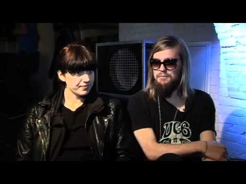 Interview Band of Skulls - Russell Marsden and Emma Richardson (part 3)