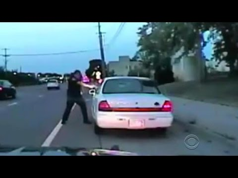 Squad car video of Philando Castile shooting released