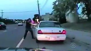 Squad car video of Philando Castile shooting released