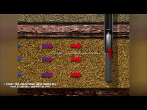 The Uranium Extraction Process - Educational 3D Animated Video