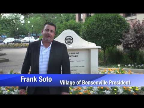 Visit Bensenville, Illinois -- Just Minutes from Chicago