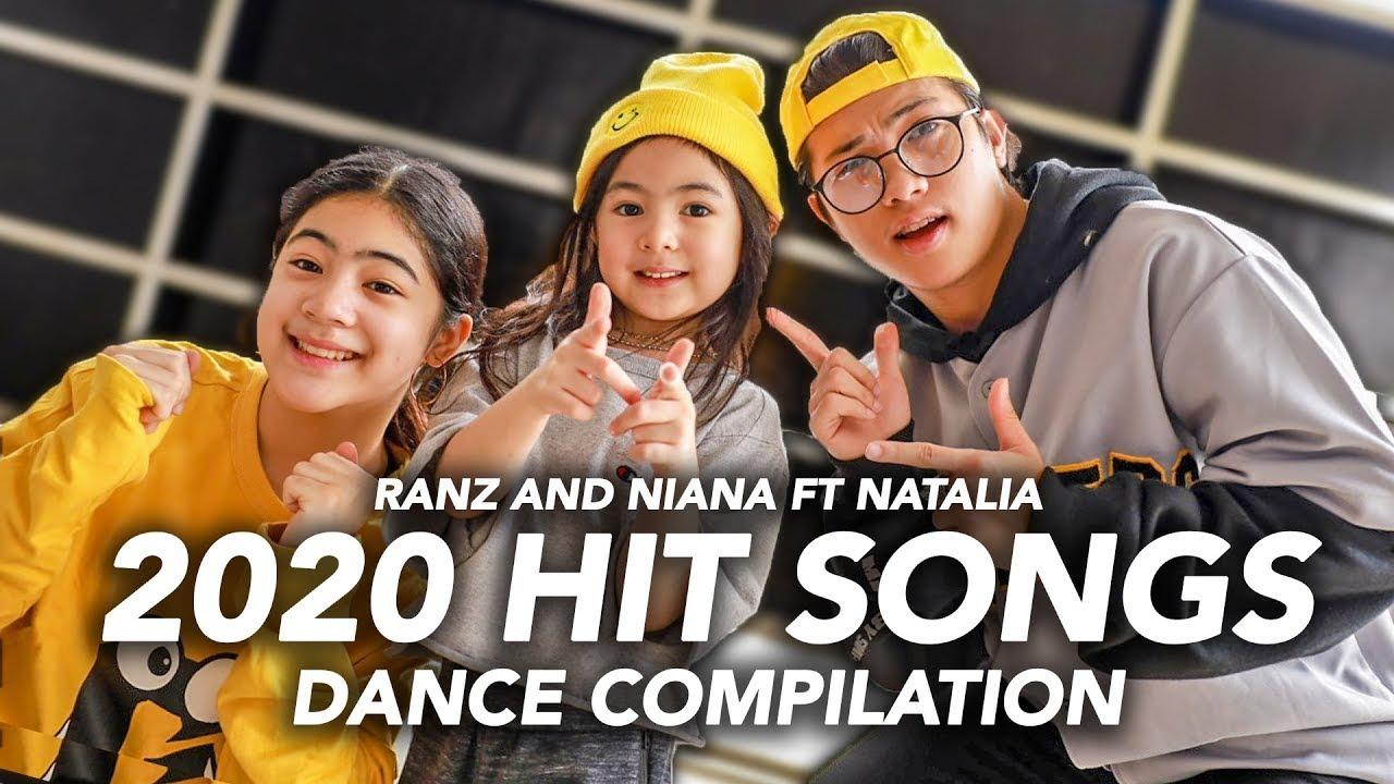 2020 Hit Songs Siblings Dance | Ranz and Niana Ft Natalia