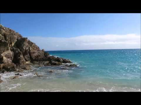 Gouverneur Beach, St. Barths screensaver (HD - 90 minutes)