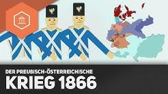 Der Preußisch-Österreichische Krieg von 1866 - Die Einigung Deutschlands ● Gehe auf SIMPLECLUB.DE/GO