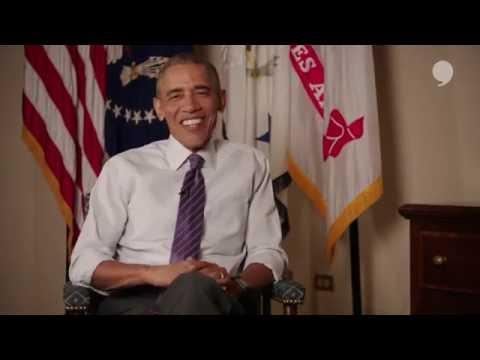 President Obama and Derek Jeter on Retirement