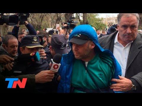 'El Pepo' detenido: 'No hice nada... mis condolencias para las familias de los chicos'