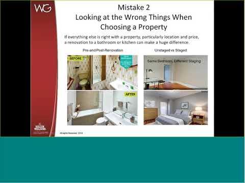 Madison Network Webinar- Katie Wethman ('94)- 5 Mistakes Home Buyers Make
