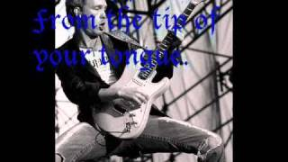 Kenny Wayne Shepherd - Blue on black (With lyrics)