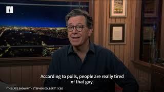 Late Night Tackles Trump's Fauci Attacks