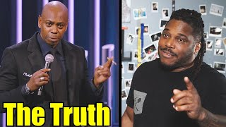 This is why INTEGRITY matters! | Dave Chappelle's Mark Twain speech award