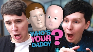 SAVE ME DADDY! - Dan and Phil play: Who's Your Daddy(, 2017-01-31T18:45:14.000Z)