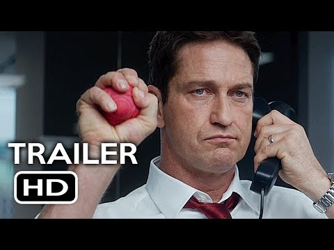 Thumbnail: A Family Man Official Trailer #1 (2017) Gerard Butler, Alison Brie Drama Movie HD