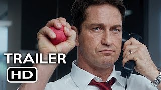 A Family Man Official Trailer #1 (2017) Gerard Butler, Alison Brie Drama Movie HD streaming