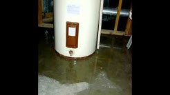 """Home Depot """"Lifetime"""" Water Tank Warranty - audio only for the most part"""
