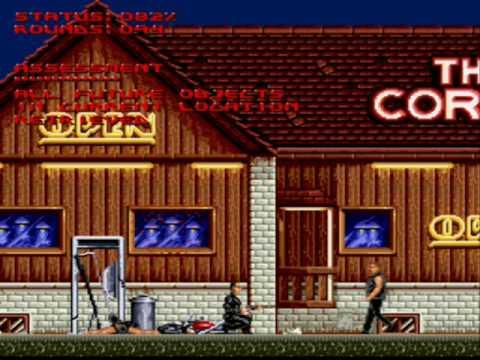 SNES Terminator 2: The Arcade Game